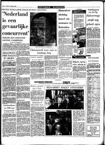 Rotterdamsch Parool / De Schiedammer 1966-09-06