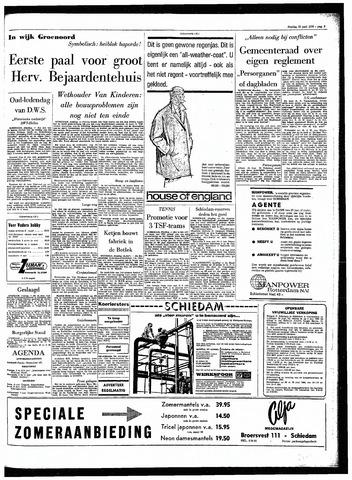 Rotterdamsch Parool / De Schiedammer 1964-06-23
