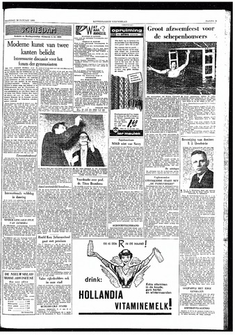 Rotterdamsch Nieuwsblad / Schiedamsche Courant / Rotterdams Dagblad / Waterweg / Algemeen Dagblad 1959-01-26
