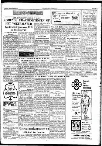 Rotterdamsch Nieuwsblad / Schiedamsche Courant / Rotterdams Dagblad / Waterweg / Algemeen Dagblad 1959-09-18
