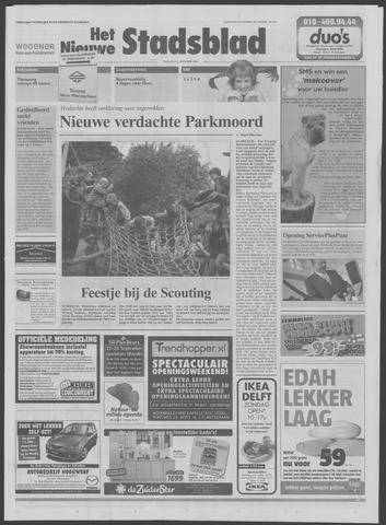 Het Nieuwe Stadsblad 2004-09-22