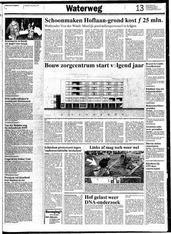 Rotterdamsch Nieuwsblad / Schiedamsche Courant / Rotterdams Dagblad / Waterweg / Algemeen Dagblad 1991-12-10