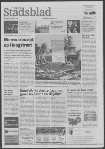 Het Nieuwe Stadsblad 2016-08-31