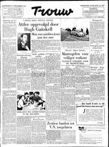 Trouw / De Rotterdammer 1955-12-15