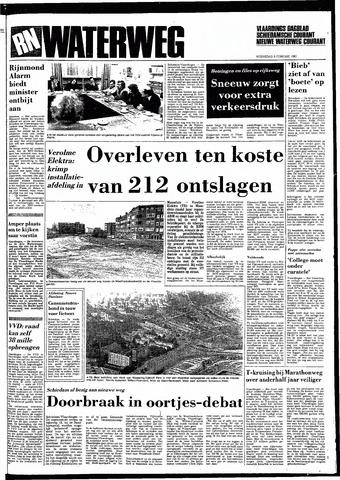 Rotterdamsch Nieuwsblad / Schiedamsche Courant / Rotterdams Dagblad / Waterweg / Algemeen Dagblad 1983-02-09