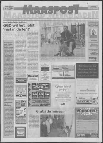 Maaspost / Maasstad / Maasstad Pers 1998-04-22