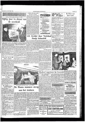 Rotterdamsch Nieuwsblad / Schiedamsche Courant / Rotterdams Dagblad / Waterweg / Algemeen Dagblad 1959-01-10