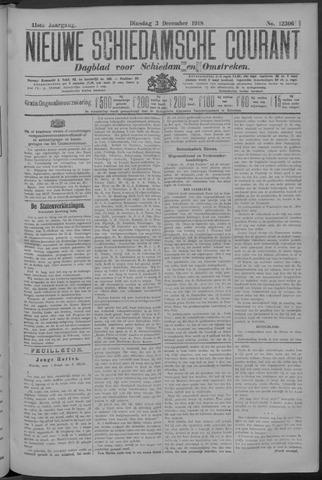 Nieuwe Schiedamsche Courant 1918-12-03