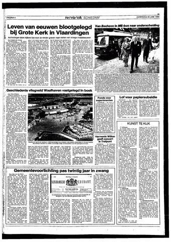 Het Vrije volk 1990-06-30