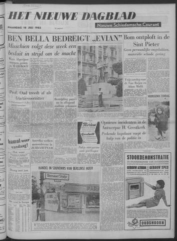 Nieuwe Schiedamsche Courant 1962-07-16