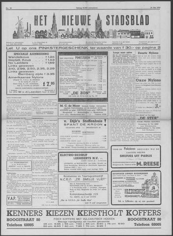 Het Nieuwe Stadsblad 1950-05-26