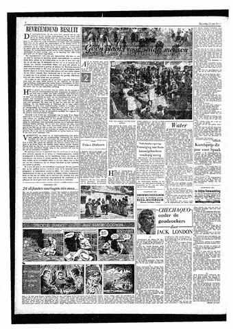 Rotterdamsch Parool / De Schiedammer 1957-05-25