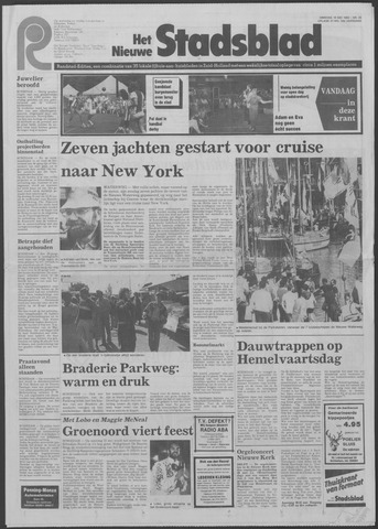 Het Nieuwe Stadsblad 1982-05-18