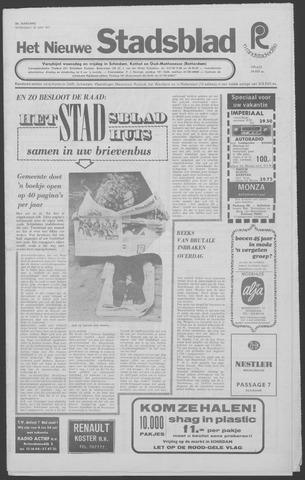 Het Nieuwe Stadsblad 1971-06-30