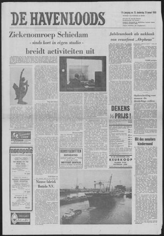 De Havenloods 1968-01-25