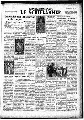 Rotterdamsch Parool / De Schiedammer 1948-01-19