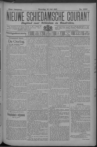 Nieuwe Schiedamsche Courant 1917-07-16