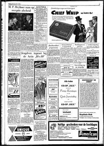 Rotterdamsch Parool / De Schiedammer 1961-12-22