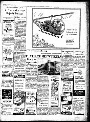 Rotterdamsch Parool / De Schiedammer 1963-11-15