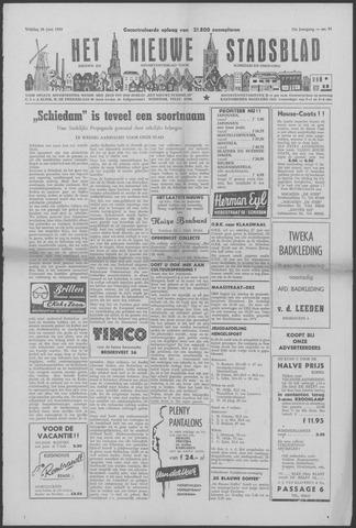 Het Nieuwe Stadsblad 1959-06-26