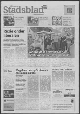 Het Nieuwe Stadsblad 2014-10-08