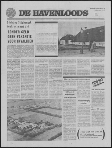 De Havenloods 1972-02-22