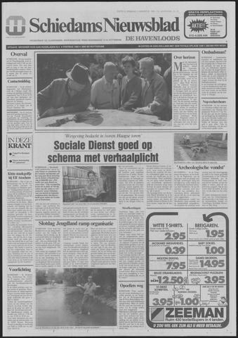 De Havenloods 1993-08-03