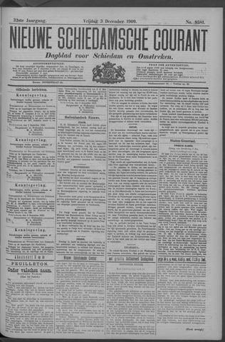 Nieuwe Schiedamsche Courant 1909-12-03