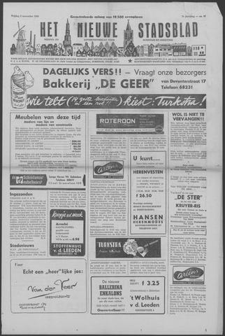 Het Nieuwe Stadsblad 1956-11-02