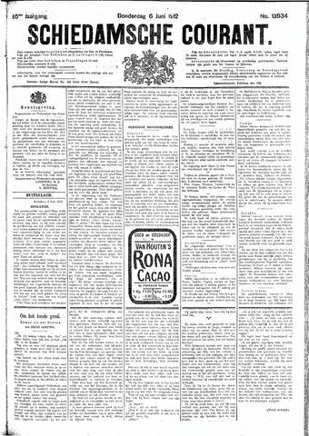 Schiedamsche Courant 1912-06-06