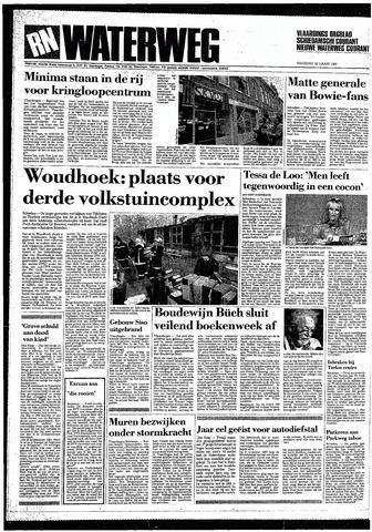 Rotterdamsch Nieuwsblad / Schiedamsche Courant / Rotterdams Dagblad / Waterweg / Algemeen Dagblad 1987-03-30