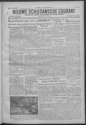 Nieuwe Schiedamsche Courant 1946-12-07