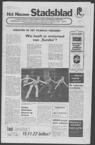 Het Nieuwe Stadsblad 1972-08-09