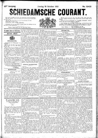 Schiedamsche Courant 1910-10-16