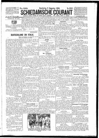 Schiedamsche Courant 1933-08-03