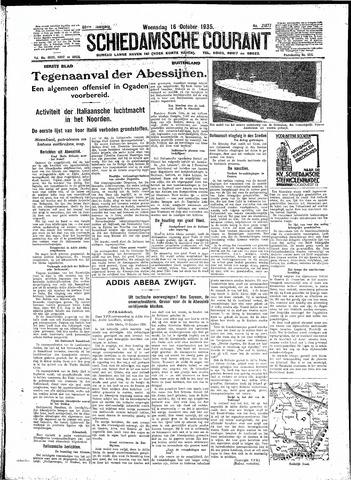 Schiedamsche Courant 1935-10-16