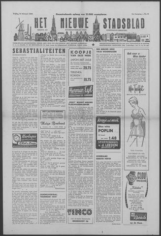 Het Nieuwe Stadsblad 1959-02-20