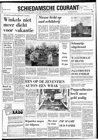Rotterdamsch Nieuwsblad / Schiedamsche Courant / Rotterdams Dagblad / Waterweg / Algemeen Dagblad 1974-04-09