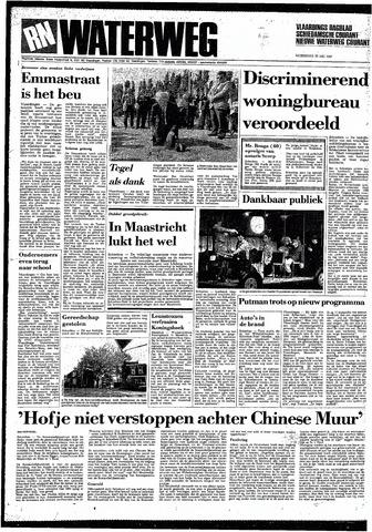 Rotterdamsch Nieuwsblad / Schiedamsche Courant / Rotterdams Dagblad / Waterweg / Algemeen Dagblad 1987-05-20