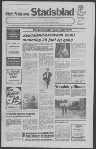 Het Nieuwe Stadsblad 1980-06-25