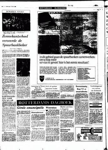 Rotterdamsch Parool / De Schiedammer 1968-05-16