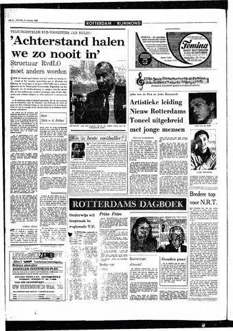 Rotterdamsch Parool / De Schiedammer 1968-10-12