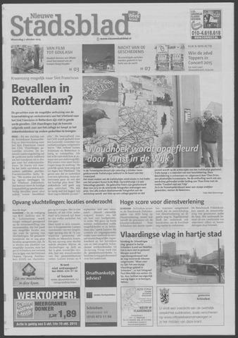 Het Nieuwe Stadsblad 2015-10-07
