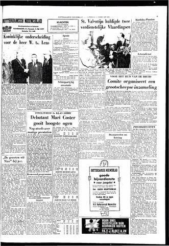 Rotterdamsch Nieuwsblad / Schiedamsche Courant / Rotterdams Dagblad / Waterweg / Algemeen Dagblad 1966-02-12