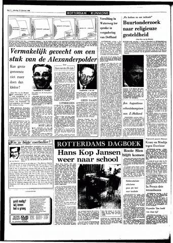 Rotterdamsch Parool / De Schiedammer 1968-02-24