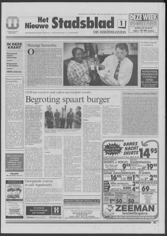 Het Nieuwe Stadsblad 1996-10-23