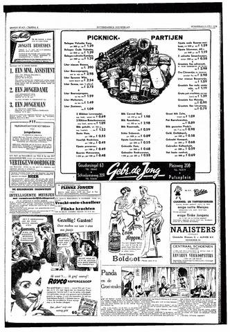 Rotterdamsch Nieuwsblad / Schiedamsche Courant / Rotterdams Dagblad / Waterweg / Algemeen Dagblad 1953-07-08