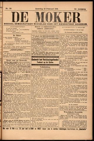 De Moker 1912-02-10