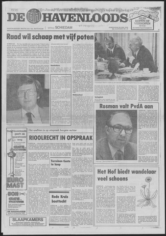 De Havenloods 1979-06-28