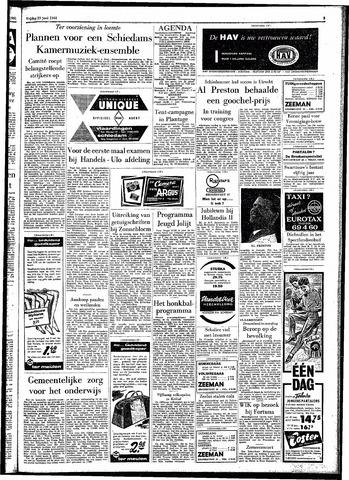 Rotterdamsch Parool / De Schiedammer 1961-06-23